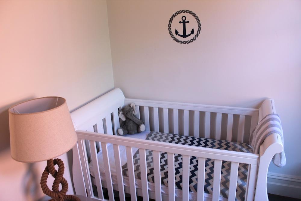 baby nursery nautical