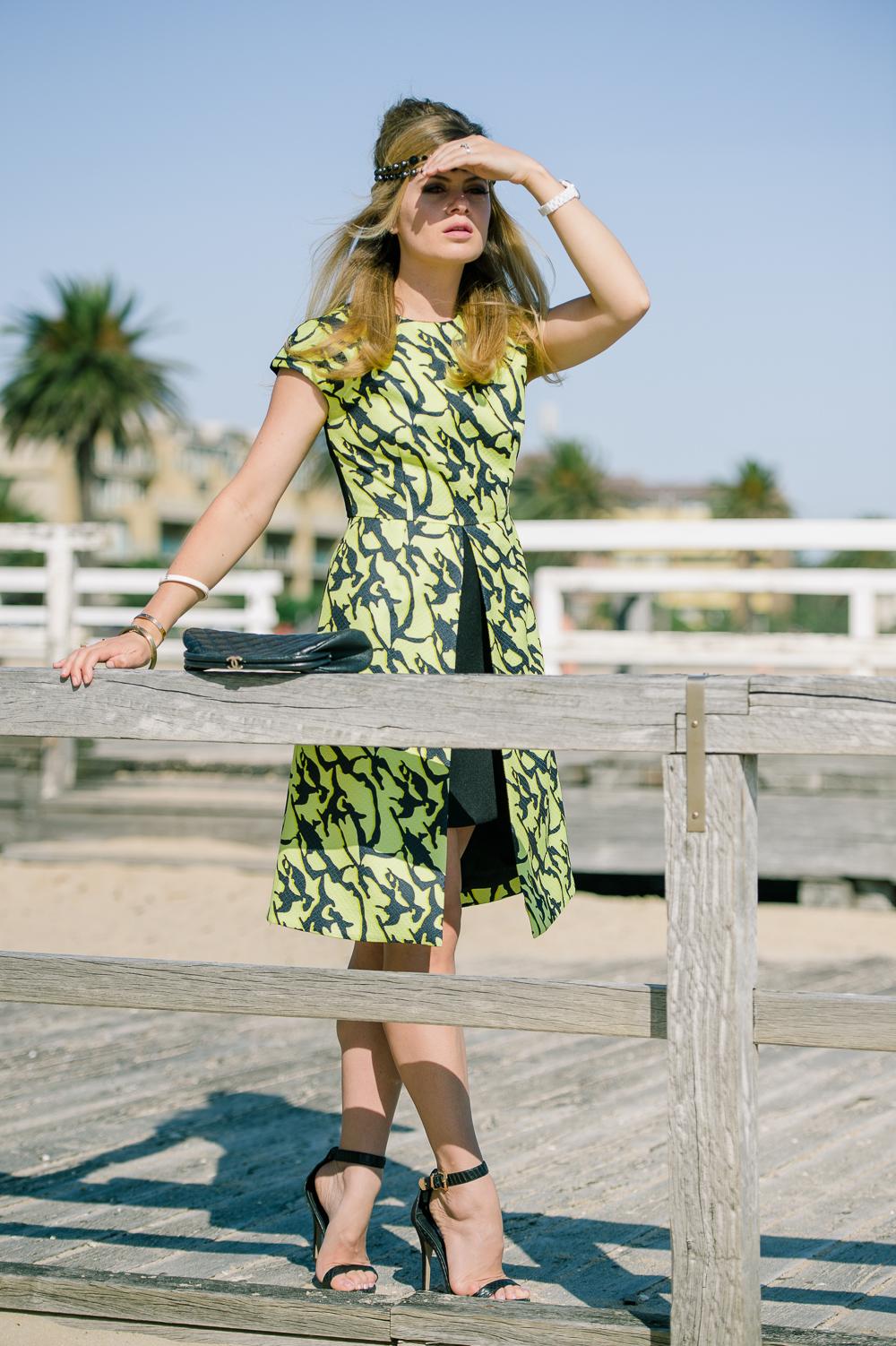 Nicola Finetti dress 2014