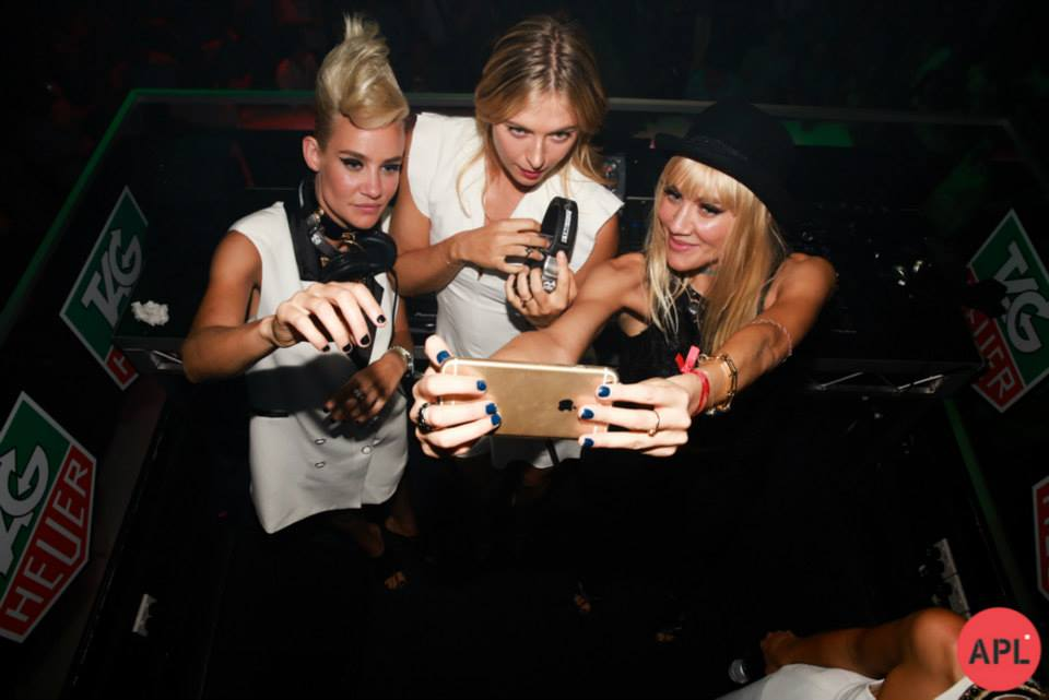 TAG HEUER PARTY 2