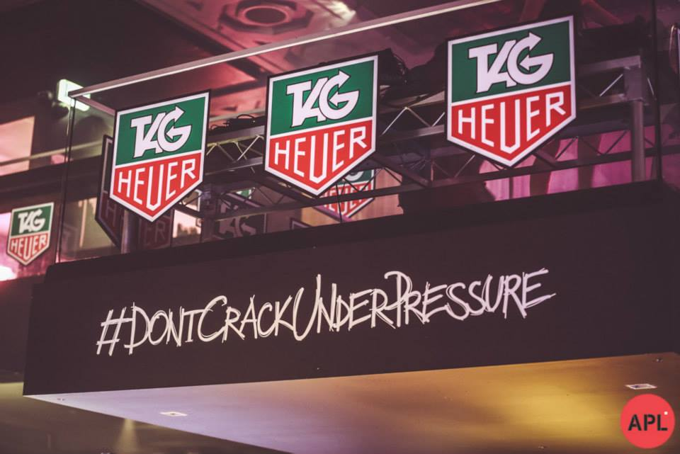 TAG HEUER PARTY f