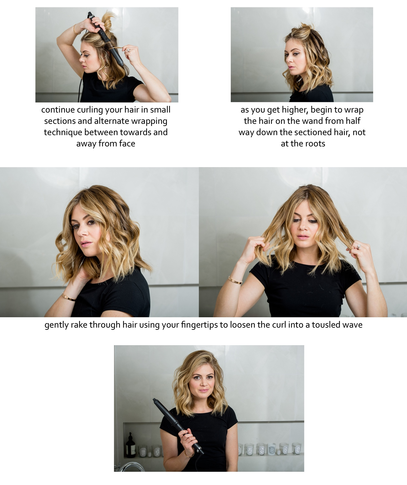 Ghd Curve Creative Curl Wand Short Hair Up To 74 Off Free Shipping