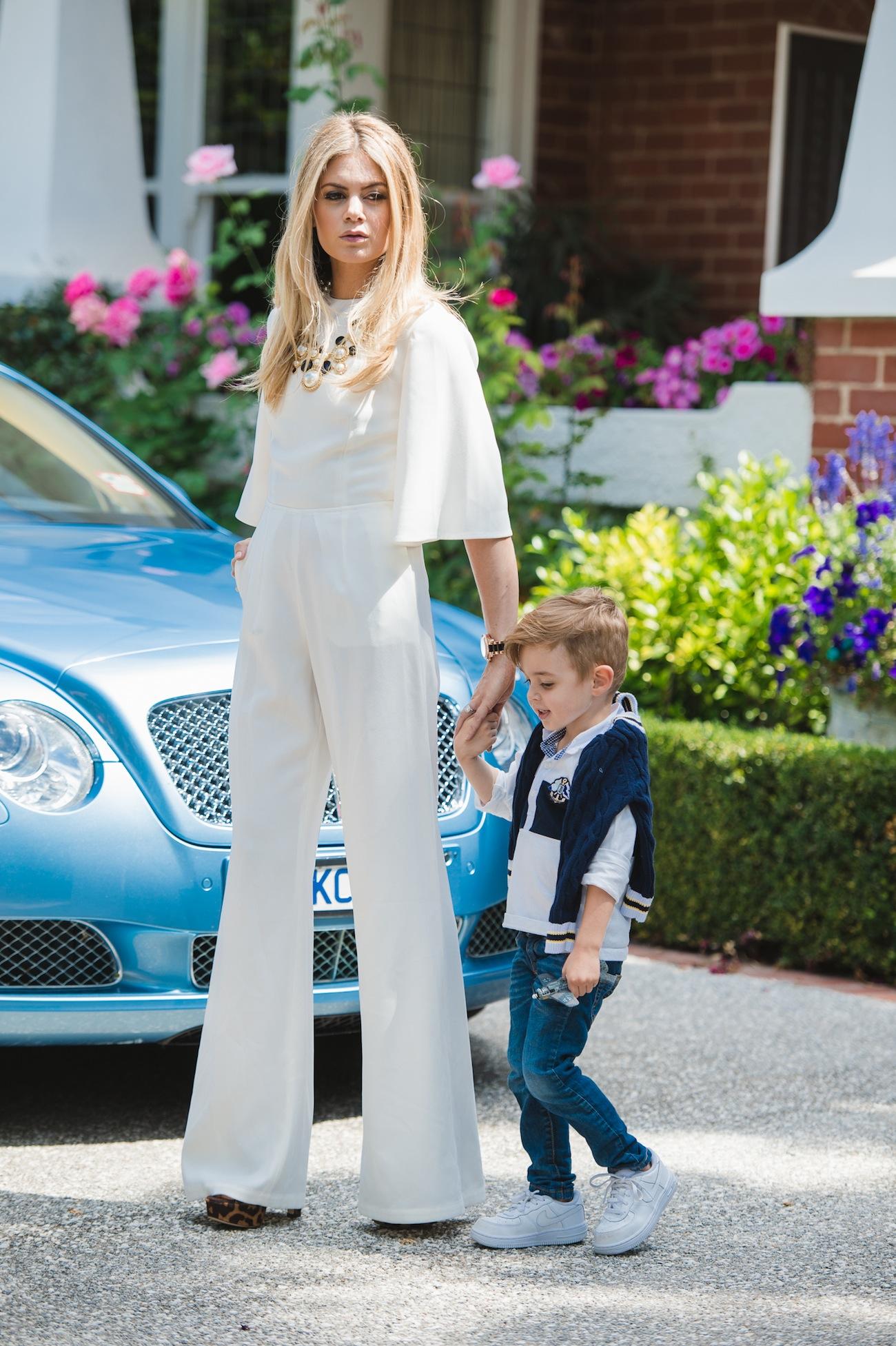 fashionista mum