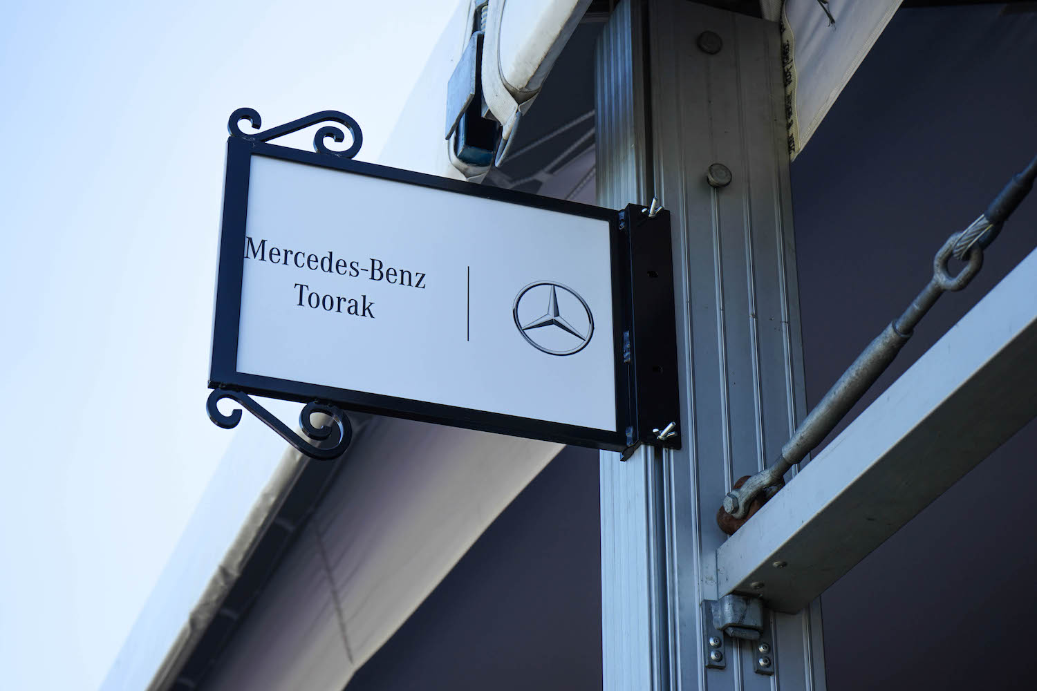 Caulfield guineas day with mercedes benz toorak what for Mercedes benz toorak